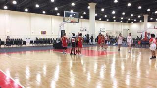 San Diego Sol Fire Red defeats Jump Athletic 2020, 70-48