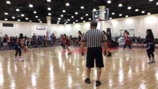 Hoops 4 Christ Hawaii 2022 gets the victory over Paye's Crush Black, 37-36
