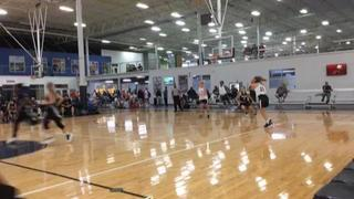 REBELS BASKETBALL ACADEMY emerges victorious in matchup against EAST COAST PREP, 44-26
