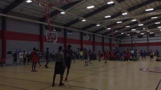 Northeast wins 43-41 over Nations Academy