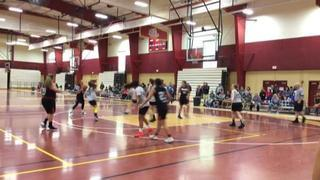 Mass Frenzy 8 steps up for 39-27 win over Team Providence-Edwards