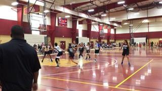 Team Providence-Edwards defeats NE Lady Crusaders - Townes, 46-26