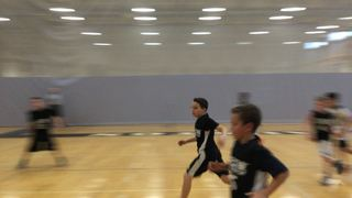 B2L White - Andrews emerges victorious in matchup against Boston Bobcats - Earl, 33-19