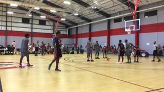 West Oaks Academy with a win over Red Devils Academy, 55-50