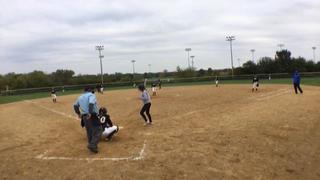 Finesse Blackswamp wins 15-3 over Midwest Express Gold