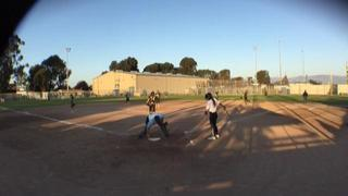 Athletics Mercado/Greg gets the victory over West Bay Warriors, 7-2