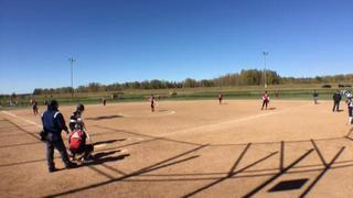 Iowa Slammers (MV) puts down Chicago Cheetahs (SK) with the 5-2 victory
