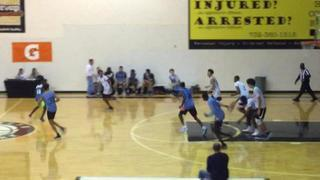 Covenant College Prep White victorious over Bishop Grimes, 73-62