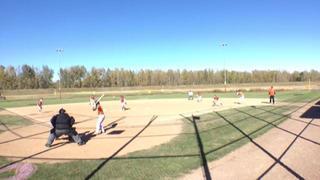 It's a wash between Elk Grove Heat Red and S. E. Iowa Allstars 16U Gold-Orange, 2-2