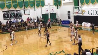 Greensboro Day School emerges victorious in matchup against Christ School, 67-57