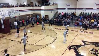 Sunrise Christian emerges victorious in matchup against Redemption Life, 75-47