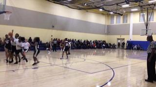 Things end all tied up between Sidwell Friends and Paint Branch High School