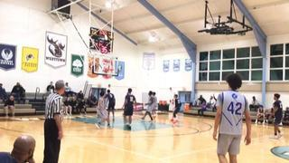 The Phelps School wins 76-59 over Covenant College Prep
