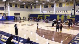 Riverdale Baptist School steps up for 17-5 win over Nazareth Regional High School