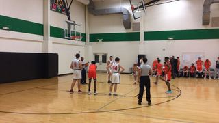 Christian Academy of MB picks up the 56-50 win against Grace Christian