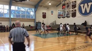 The Hill School wins 70-45 over Redemption Christian Academy