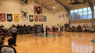 Westtown School gets the victory over Covenant College Prep, 67-58
