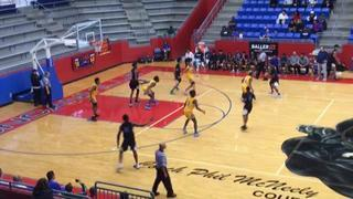Putnam City West (OK) getting it done in win over Trinity Christian - Cedar Hill, 78-68