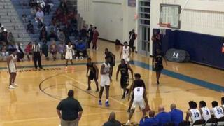McEachern High School steps up for 72-52 win over Carver High School