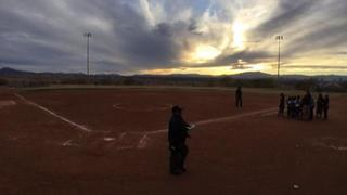 Rancho Cucam. Gold wins 11-3 over Team Hustle-Arizona