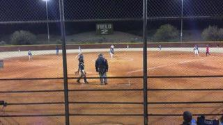 Utah Fastpitch Club gets the victory over So Cal Force-Fernandez, 8-2