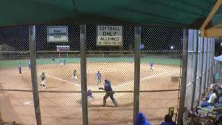 Ohana Tigers-Casas wins 14-2 over Aftermath-Gonzalez