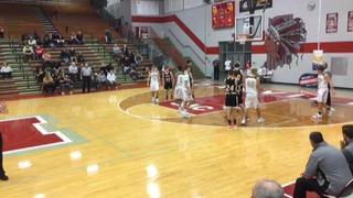 Lebanon getting it done in win over Knightstown, 60-43