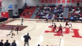 Newark High School with a win over North Central, 63-58
