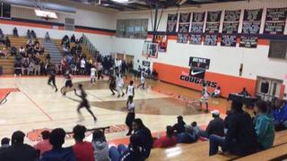Cannon School with a win over North Cobb Christian, 78-63