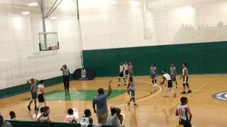 EGreen Takeover with a win over NC Best Academy, 50-40