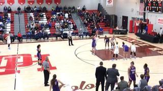 Pickerington Central gets the victory over Mercy Academy, 88-53