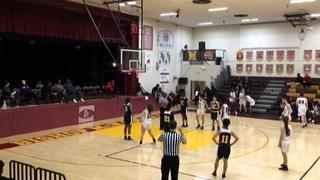 New Hope Academy (MD) triumphant over King's Christian (CAN), 61-35