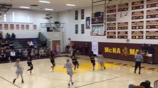 Bishop McNamara (MD) puts down Lincoln Prep (CAN) with the 56-39 victory