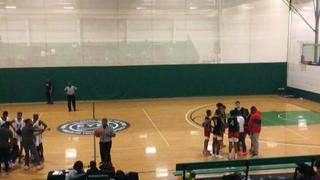 Team Durant gets the victory over NJ Playaz, 65-64