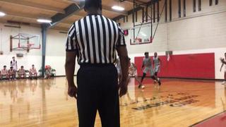 London Basketball Academy 71 Vaughan Secondary School 57