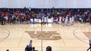 Webster Groves High School triumphant over Lee's Summit High School, 60-42