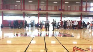 Team Griffin defeats Arizona Prospect, 113-27