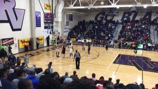 Cox Mill picks up the 81-78 win against Trinity Christian
