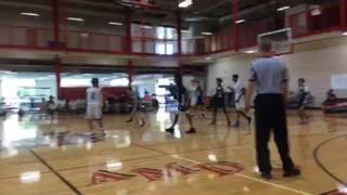 Las Vegas Prospects emerges victorious in matchup against Vegas Elite, 41-36