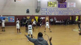 Brooklyn Democracy (NYC) 62 Carolina Basketball Academy 59