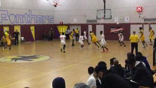 Tennessee Prep with a win over Spring Valley High School (New York), 105-46
