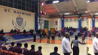 Curtis (NY) puts down Wadleigh (NY) with the 91-71 victory