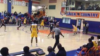 OSL Post Grad (NY) steps up for 54-38 win over Carolina Basketball Academy (NC)
