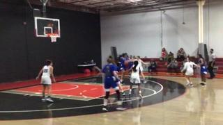 TPLS Christian Academy (VA) gets the victory over Bishop O'Connell (VA), 57-30