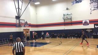 Middlebrooks Academy (CA) defeats Redemption Christian (NY), 92-56