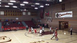 Mojave (NV) picks up the 60-59 win against Spanish Fork (UT)