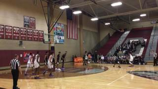 Trinity Christian (TX) gets the victory over Durango (NV), 80-76