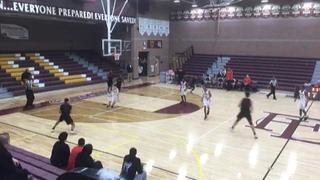 Las Vegas (NV) steps up for 56-44 win over San Bernardino (CA)