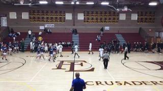 Cheyenne (NV) steps up for 64-49 win over Green Valley (NV)