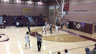 Lee (AL) defeats Faith Lutheran (NV), 63-45